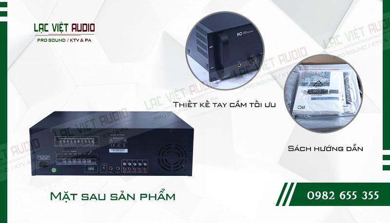 Các đặc điểm nổi bật của sản phẩm Amply ITC TI 350