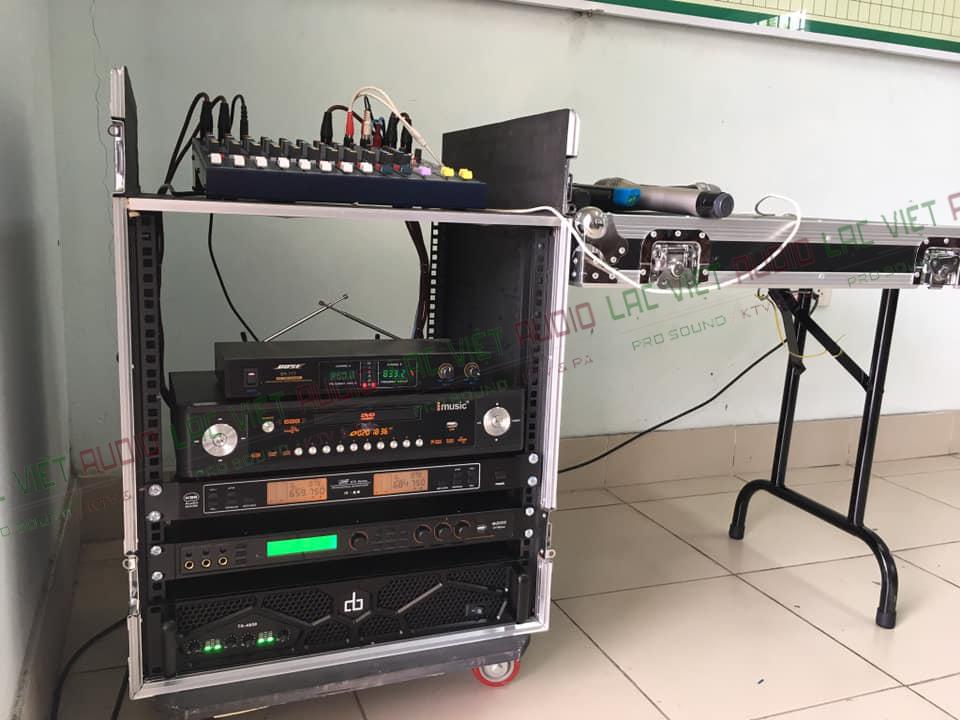 Bộ thiết bị âm thanh dành cho hệ thống