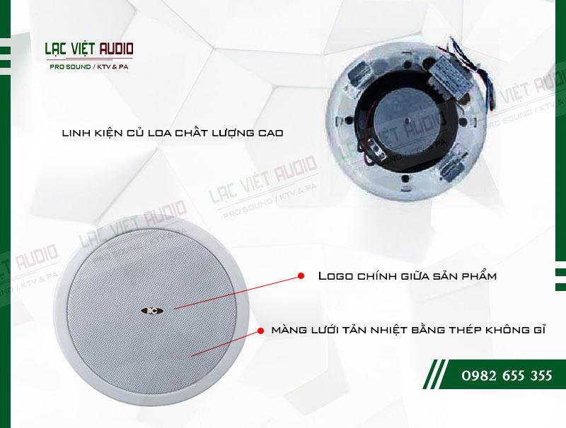 Các đặc điểm nối bật của sản phẩm Loa gắn trần ITC T105R