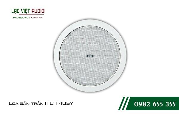Giới thiệu về sản phẩm Loa gắn trần ITC T 105Y