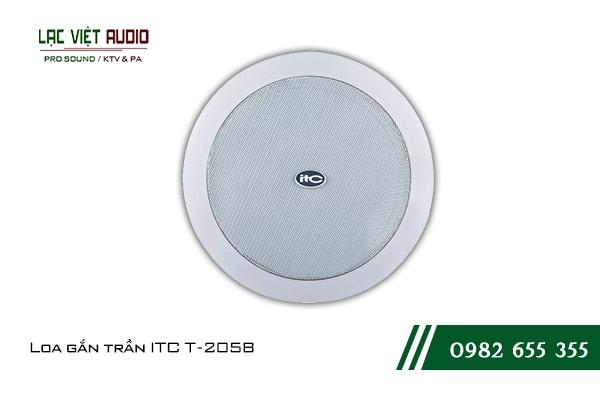 Giới thiệu về sản phẩm Loa gắn trần ITC T205B