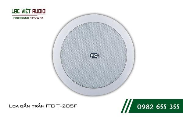 Giới thiệu về sản phẩm Loa gắn trần ITC T205F