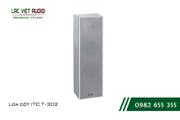 Giới thiệu tổng quan về sản phẩm Loa cột ITC T302
