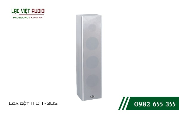 Giới thiệu tổng quan về sản phẩm Loa cột ITC T303