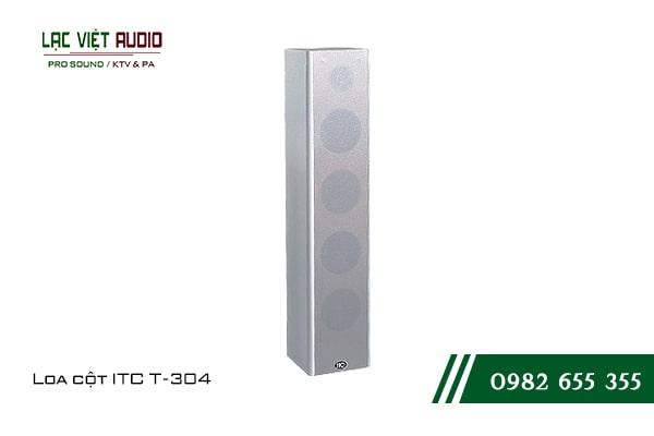 Giới thiệu tổng quan về sản phẩm Loa cột ITC T304