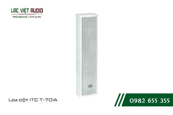 Giới thiệu tổng quan về sản phẩm Loa cột ITC T701A