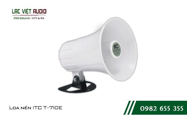 Giới thiệu về sản phẩm Loa nén ITC T710E