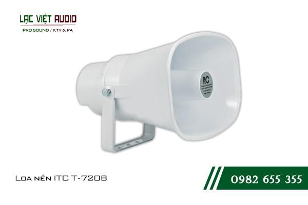 Giới thiệu về sản phẩm Loa nén ITC T720B