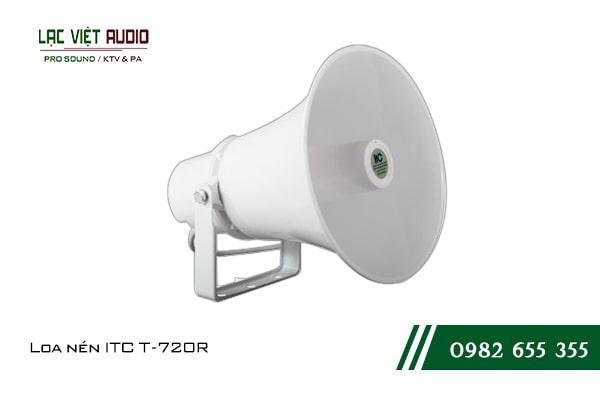 Giới thiệu về sản phẩm Loa nén ITC T720R