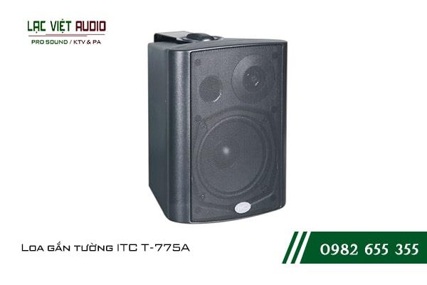 Giới thiệu tổng quan về sản phẩm Loa gắn tường ITC T775A