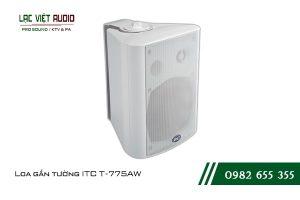 Giới thiệu tổng quan về sản phẩm Loa gắn tường ITC T775AW