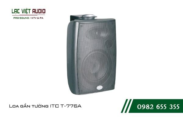 Giới thiệu tổng quan về sản phẩm Loa gắn tường ITC T776A