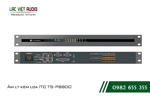 Giới thiệu về sản phẩm Âm ly kèm loa ITC TS P880C