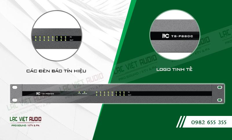 Các đặc điểm nổi bật của sản phẩm Âm ly kèm loa ITC TS P880C