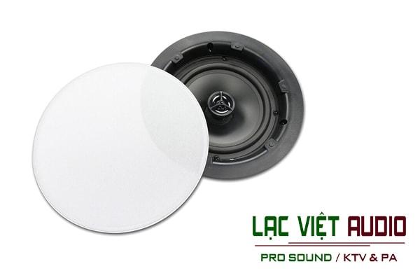 Giới thiệu về sản phẩm Loa âm trần đồng trục APlus A306R