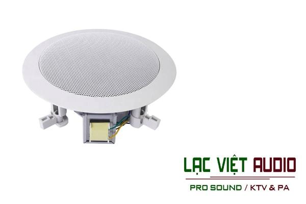 Giới thiệu về sản phẩm Loa âm trần Aplus A405A