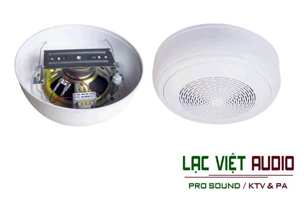 Giới thiệu về sản phẩm Loa âm trần nổi APlus A501S