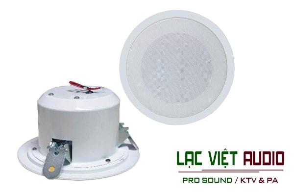 Giới thiệu về sản phẩm Loa âm trần APlus AB06C
