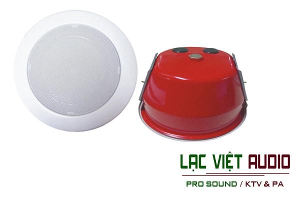 Giới thiệu về sản phẩm Loa âm trần APlus AF16