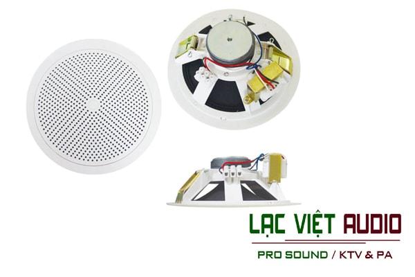 Giới thiệu về sản phẩm Loa âm trần APlus A502