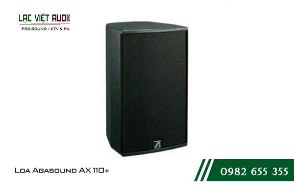 Giới thiệu về sản phẩm Loa Agasound AX 110+