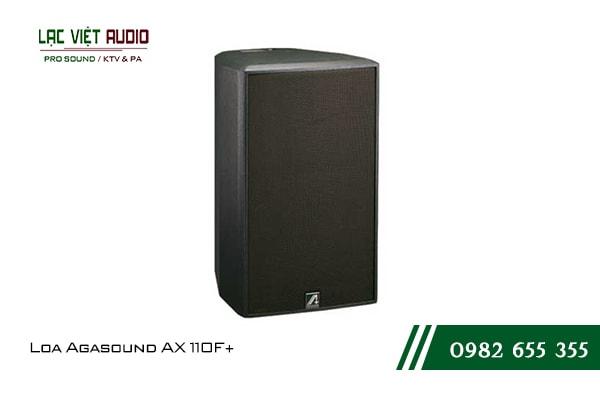 Giới thiệu về sản phẩm Loa Agasound AX 110F+