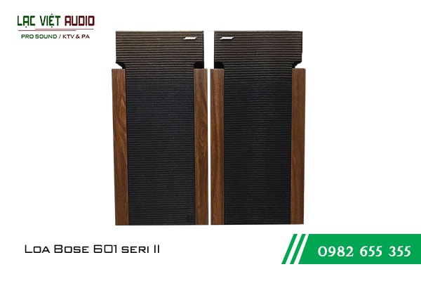Giới thiệu về sản phẩm Loa bose 601 seri 2