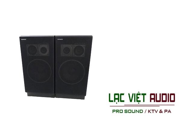 Giới thiệu về thiết bị Loa Pioneer CS F7000 Nhật bãi