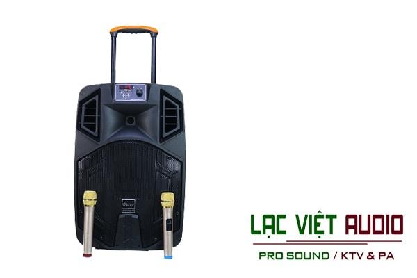 Giới thiệu về sản phẩm Loa kéo Oscar SR 15F