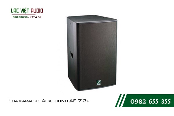 Giới thiệu về sản phẩm Loa karaoke Agasound AE 712+