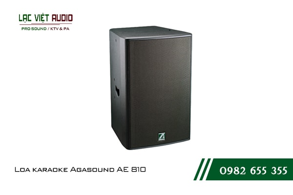 Giới thiệu về sản phẩm Loa karaoke Agasound AE 810