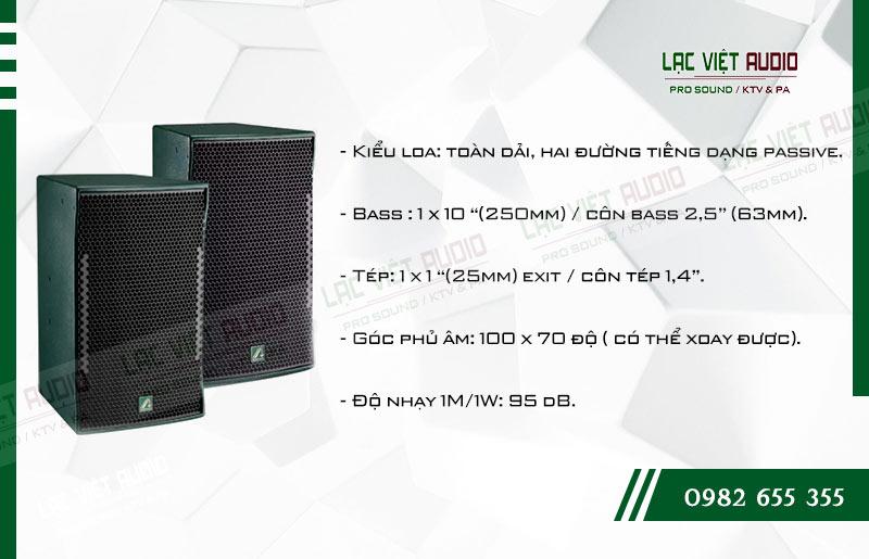 Các đặc điểm nổi bật của sản phẩm Loa karaoke Agasound AE 810