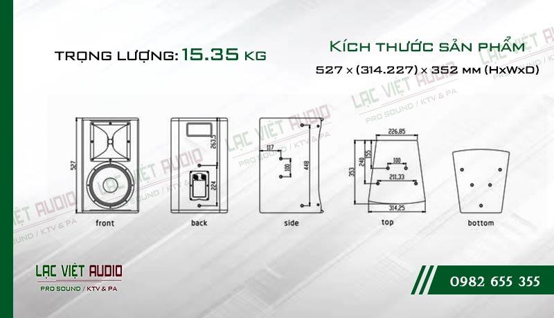 Thiết kế của sản phẩm