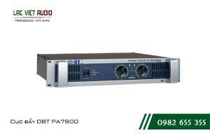 Giới thiệu về sản phẩm Cục đẩy OBT PA7800
