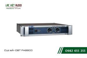 Giới thiệu về sản phẩm Cục đẩy OBT PA8800