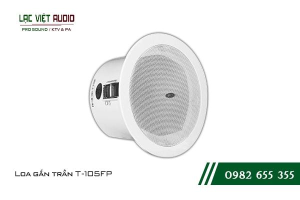 Giới thiệu về sản phẩm Loa gắn trần ITC T105FP
