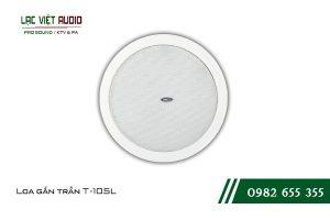 Giới thiệu về sản phẩm Loa gắn trần ITC T105L