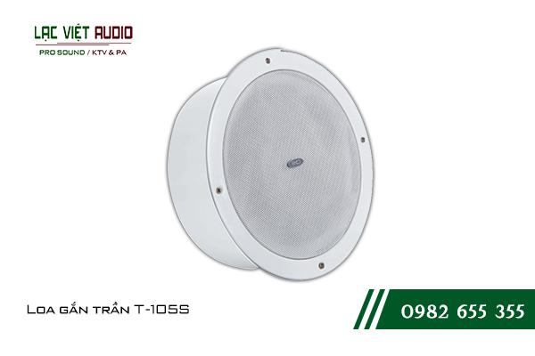 Giới thiệu về sản phẩm Loa gắn trần T 105S