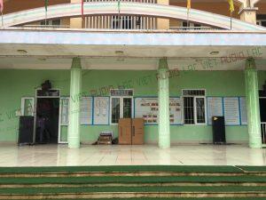 Trường mầm non Liên Ninh B xã Ngũ Hiệp- Thanh Trì- Hà Nội
