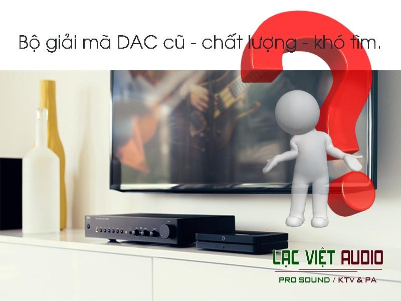 Công dụng của một bộ giải mã DAC