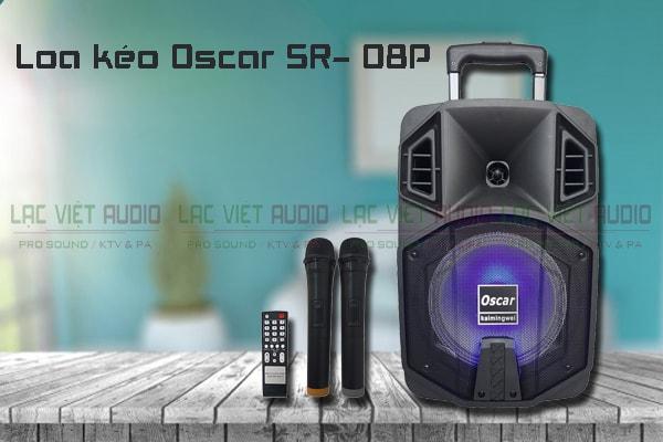 Giới thiệu về sản phẩm Loa kéo Oscar SR 08P