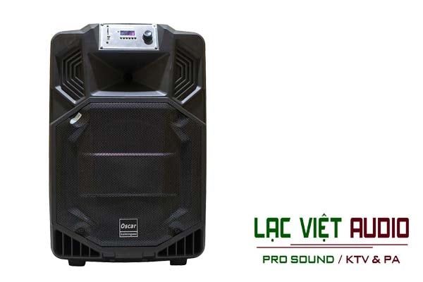 Giới thiệu về sản phẩm Loa kéo Oscar SR 12N
