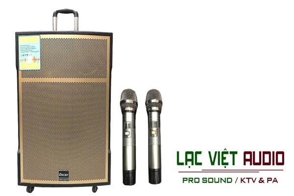 Giới thiệu về sản phẩm Loa kéo Oscar SR2 15