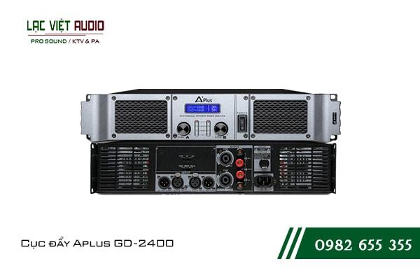 Giới thiệu về thiết bị Cục đẩy công suất Aplus GD 2400