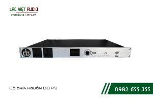 Giới thiệu về sản phẩm Bộ chia nguồn DB P9