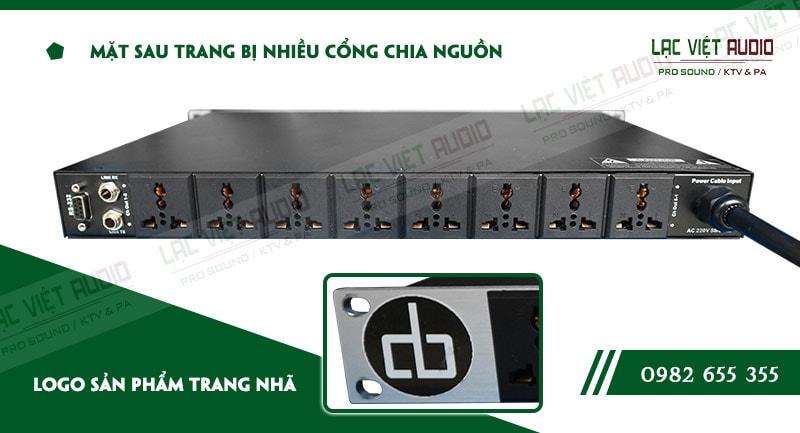 Thiết kế bên ngoài của thiết bị Bộ chia nguồn DB P9