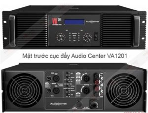 Cục đẩy công suất audiocenter VA 2101