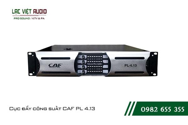 Giới thiệu về thiết bị Cục đẩy công suất CAF PL 4.13