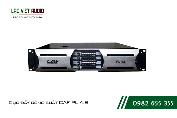 Giới thiệu về thiết bị Cục đẩy công suất CAF PL 4.8