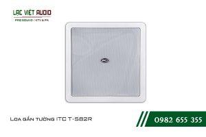 Giới thiệu về thiết bị Loa gắn tường ITC T582R
